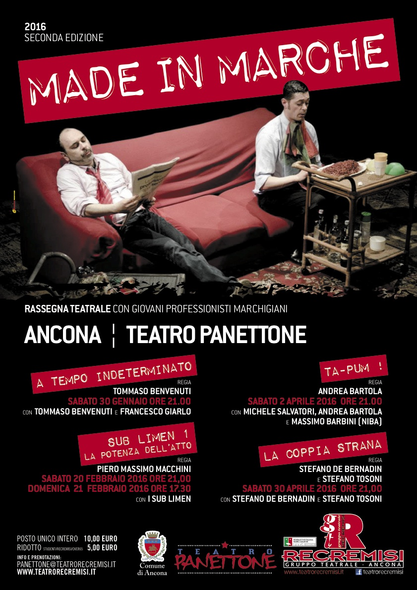 Made in Marche 2016